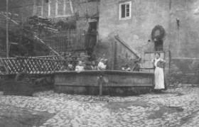Kump in der Altstadt