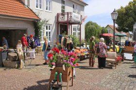 Trödelmarkt 2014 (Foto von Klaus Heubusch)