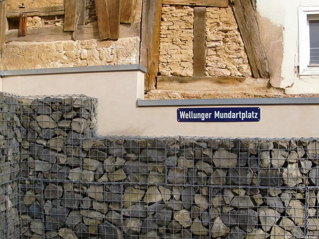 Wellunger Mundartplatz
