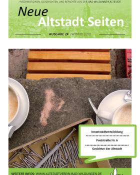 Neue Altstadt Seiten 24. Ausgabe